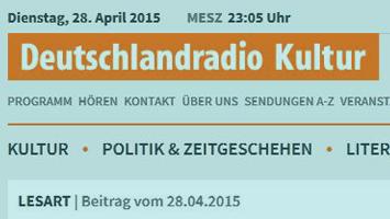 Deutschlandradio Kultur Mops des Monats