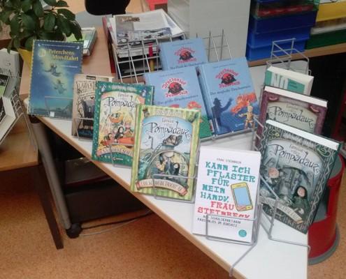 Kann ich Pflaster für mein Handy Frau Steinbeck Otto-Hahn-Schule